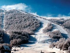 χιονοδρομικό κέντρο της Νάουσας