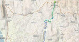 Ποδηλατικό Μονοπάτι Natura 2000