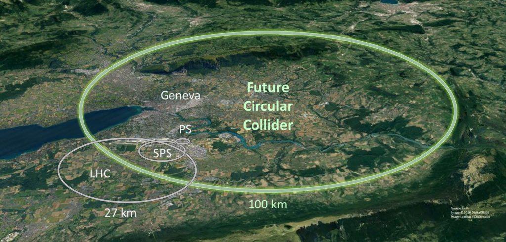 CERN: Νέος μεγαλύτερος υπερ-επιταχυντής αξίας 21 δις ευρώ