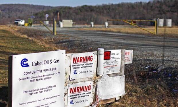 Τοξικά στο νερό στις ΗΠΑ Matt Route AP the guardiancom