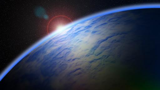 Υπερ γαια στο Barnard's Star