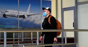 αεροδρόμιο κορονοϊός