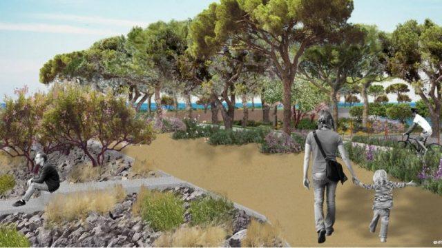 Γλυφάδα: Το master plan για την ανάπλαση της παραλίας
