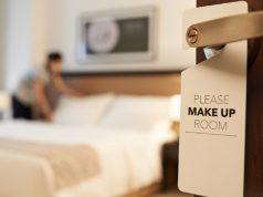 δωμάτιο ξενοδοχείο