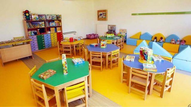 παιδικός σταθμός, Παιδικοί σταθμοί