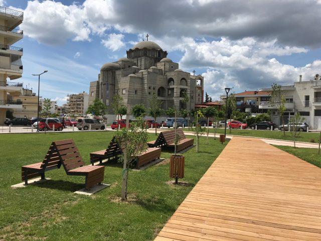 Νικόπολη: Το πρώτο πάρκο μετά από 50 χρόνια είναι γεγονός!