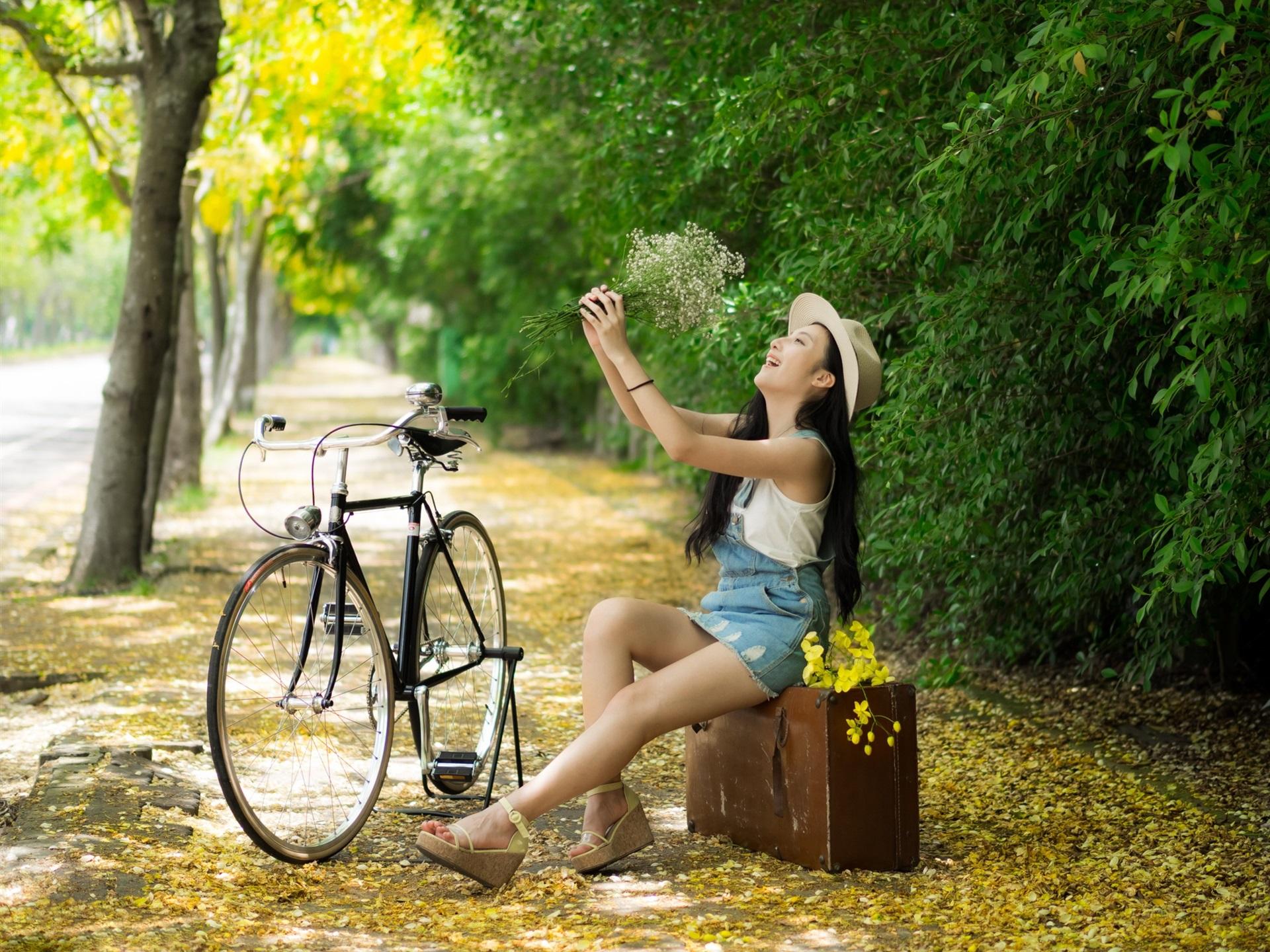 ποδήλατο γυναίκα