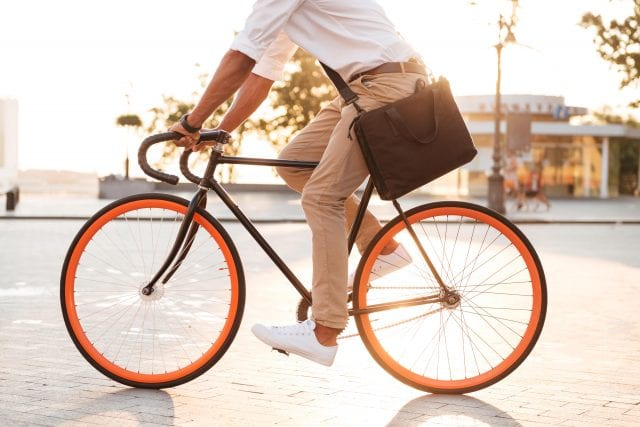 ποδηλατο στη δουλεια