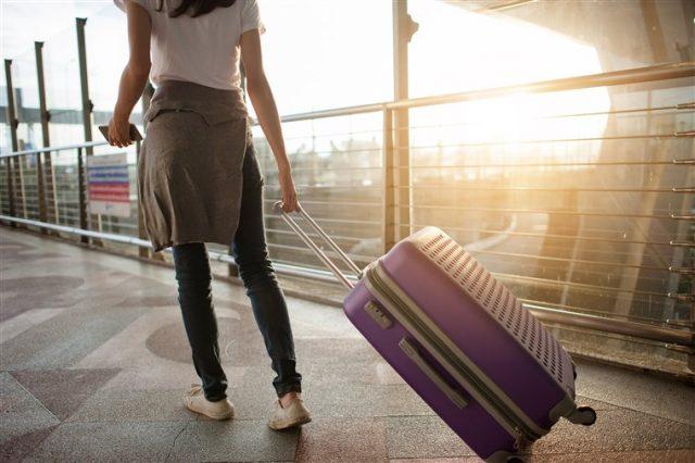 ταξίδια γυναίκα