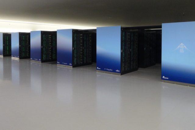 υπολογιστής Fugaku