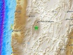 Χιλή σεισμός