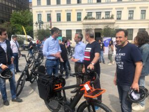 Παγκόσμια Ημέρα Ποδηλάτου: Δεσμεύσεις και κίνητρα για τη βιώσιμη κινητικότητα