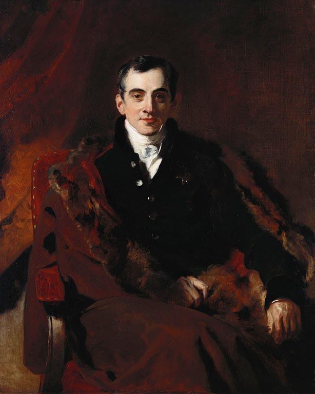 Πορτραίτο του Ιωάννη Καποδίστρια