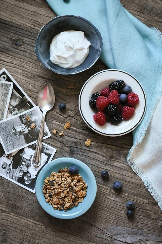 Τα snacks της ηλιοθεραπείας - Τι να πάρετε μαζί σας στην παραλία