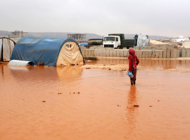 Ύπατη Αρμοστεία του ΟΗΕ: 79,5 εκατομμύρια εκτοπισμένοι στον πλανήτη