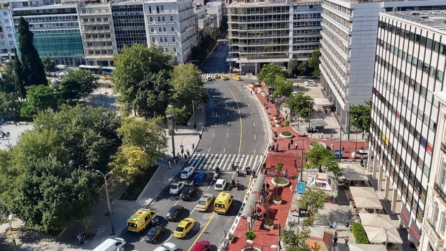 Μεγάλος Περίπατος στην Αθήνα