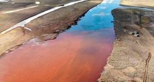 Ρωσία: Διαρροή 20.000 τόνων καυσίμου σε ποταμό