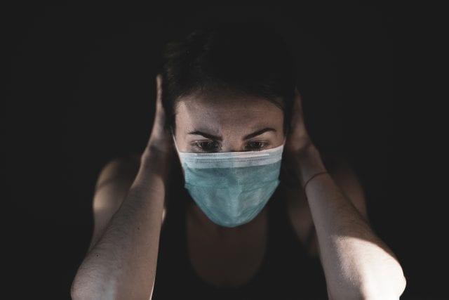 Κορωνοϊός, μάσκα