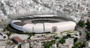 Νέο γήπεδο ΠΑΟΚ