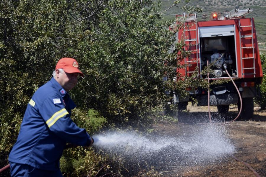 Πολύ υψηλός κίνδυνος πυρκαγιάς την Παρασκευή 24 Ιουλίου 2020