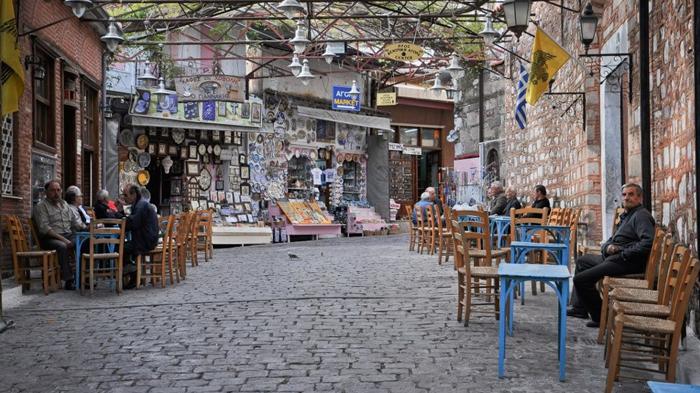 Πολιτιστικές διαδρομές στην παλιά πόλη της Μυτιλήνης