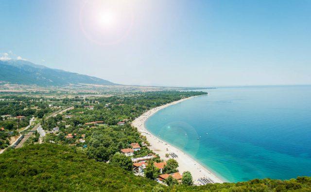 Πιερία παραλία