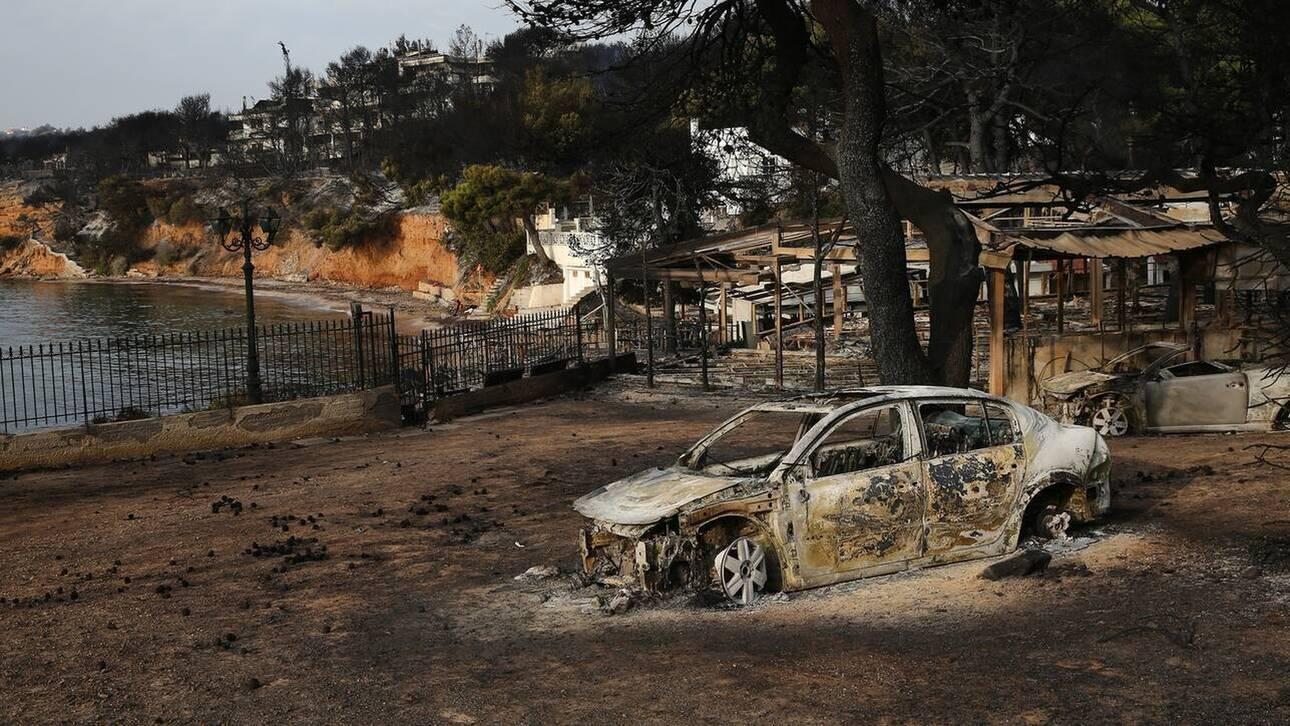 Βασίλης Ματθαιόπουλος: Αρνείται τις κατηγορίες σχετικά με την πυρκαγιά στο Μάτι