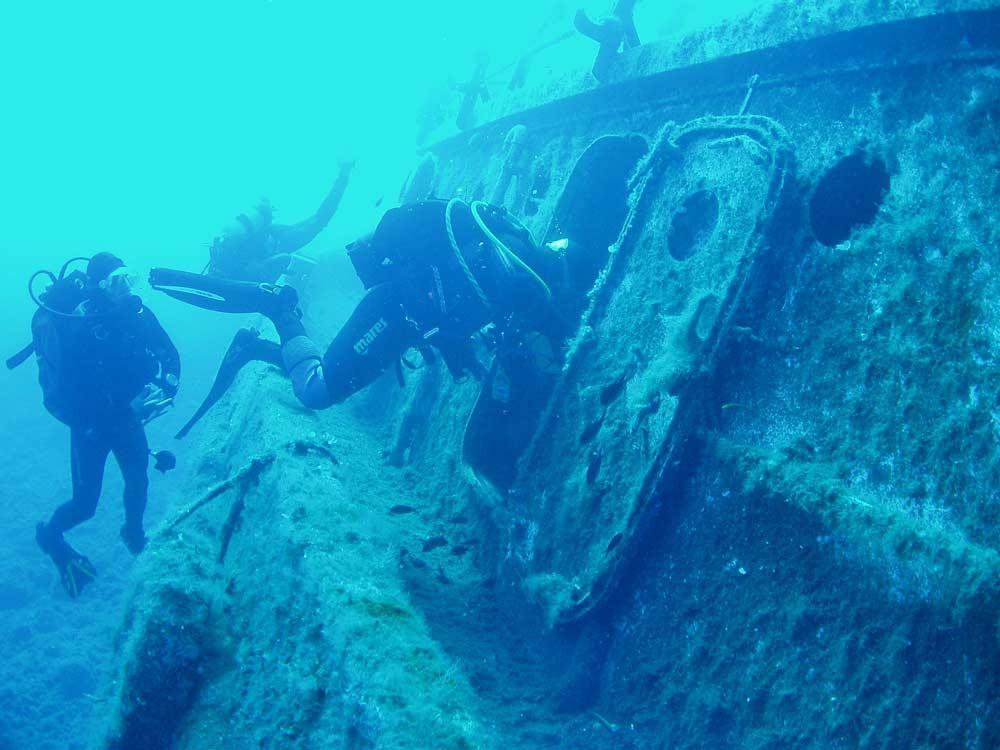 Αντικείμενο διεθνούς μνείας, το υποβρύχιο μουσείο στην Αλόννησο