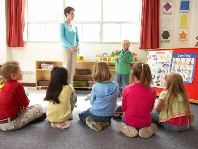 παιδικούς σταθμούς