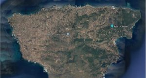 παραλίες στην Αίγινα
