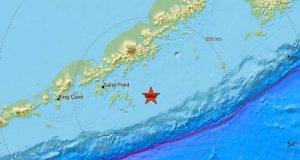 Ισχυρός σεισμός 7,6 Ρίχτερ στην Αλάσκα