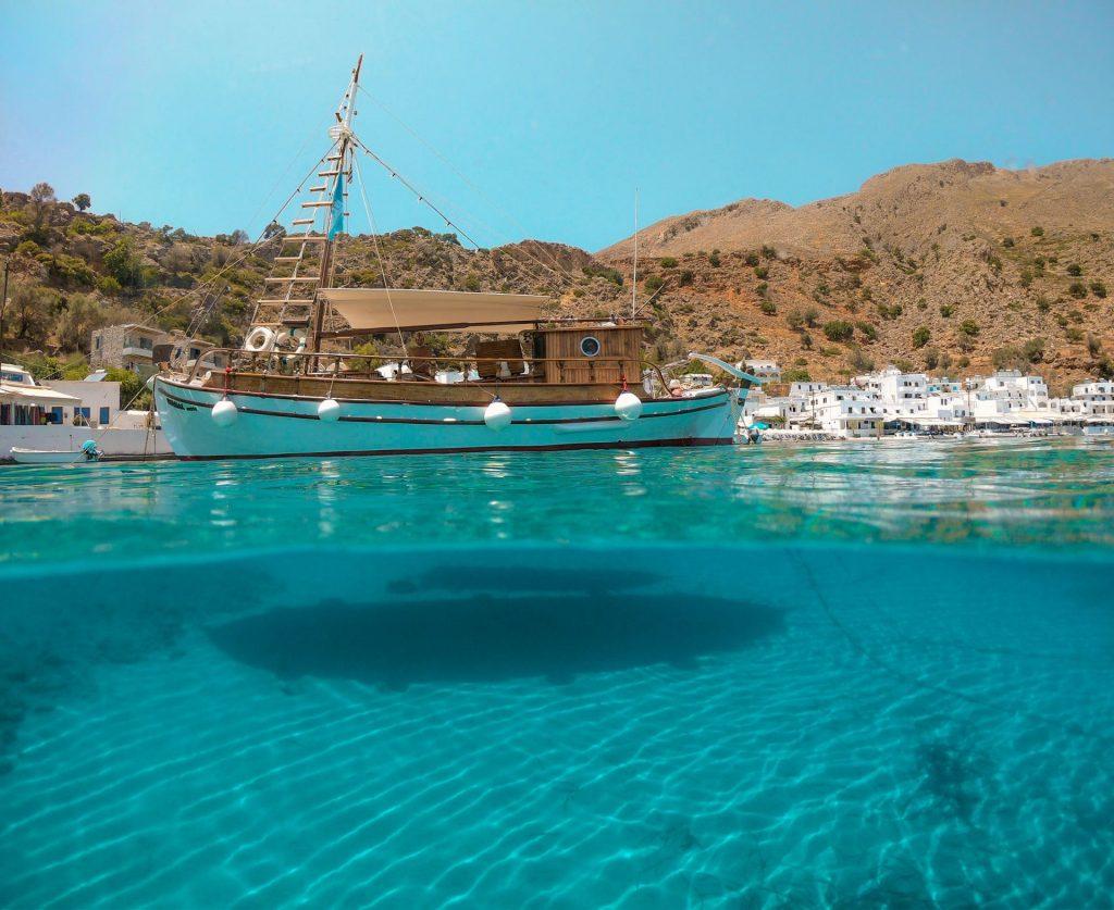 Crete disocver greece
