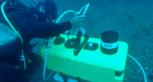 Energean: Παρακολούθηση ωκεανογραφικών δεδομένων από εξέδρα παραγωγής υδρογονανθράκων