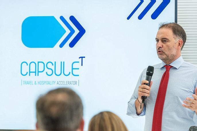 CapsuleT: Άνοιξαν οι αιτήσεις του 3ου κύκλου για τουριστικές startups