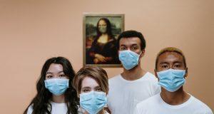 Κορονοϊός, εργαζόμενοι, μάσκες