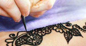 Τατουάζ μαύρης χέννας