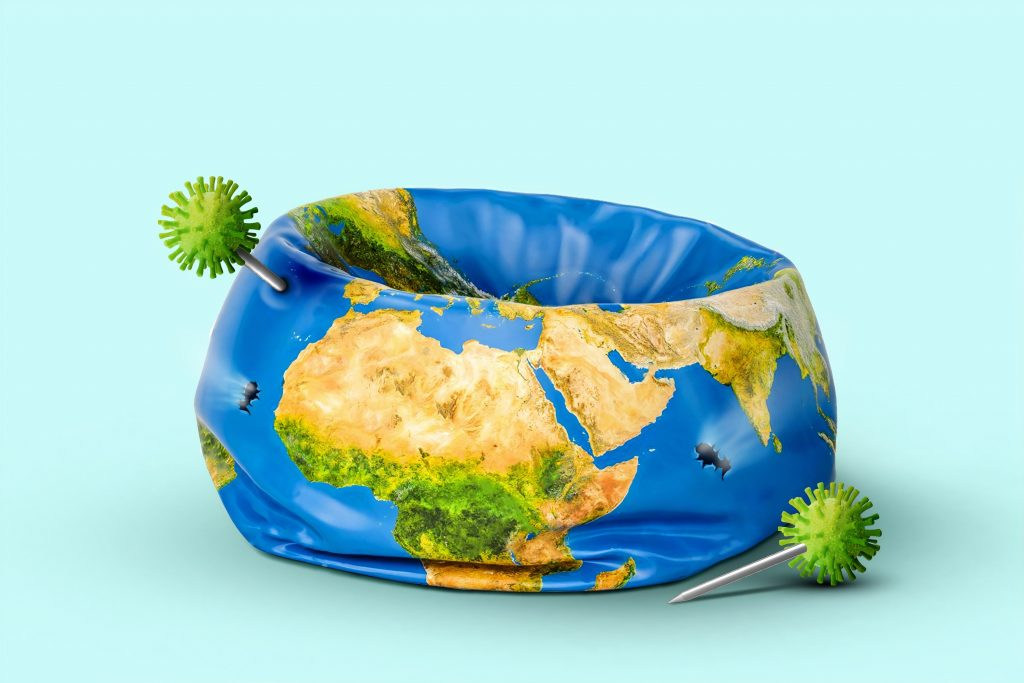 Κορονοϊός: 585.750 επιβεβαιωμένοι θάνατοι στον κόσμο