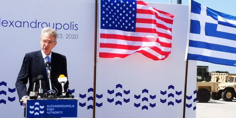 Στέιτ Ντιπάρτμεντ: Καλεί την Τουρκία να σταματήσει τις επιχειρήσεις στην Αν.Μεσόγειο