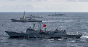 Τουρκικό πλοίο
