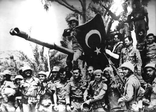 Εισβολή Τουρκίας στη Κύπρο