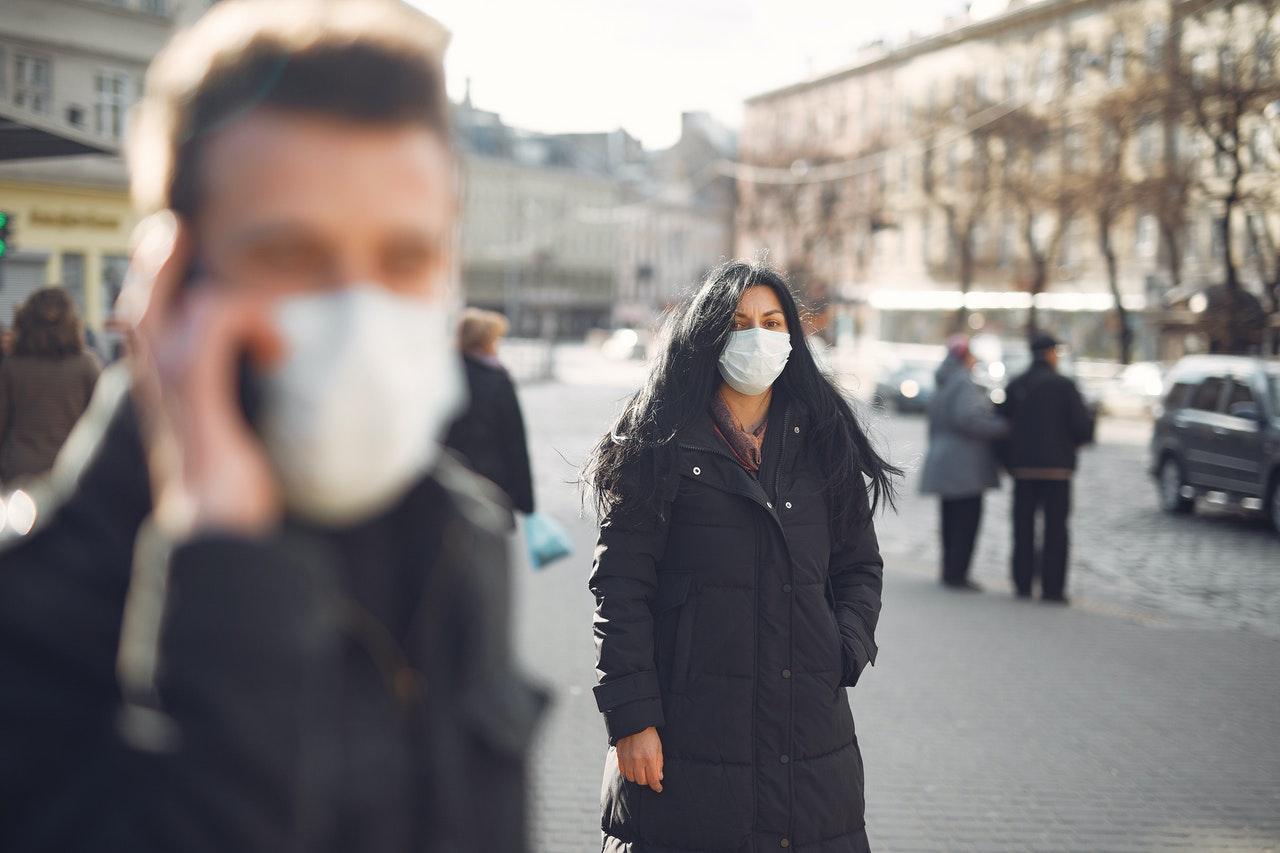 Κορονοϊός, μάσκες