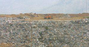 Χωματερή Άνω Λιόσια