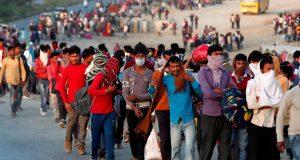 INDIA COVID © Reuters