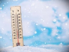 καιρός χαμηλές θερμοκρασίες