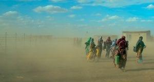 κλιματική αλλαγή αφρική