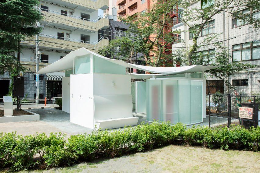 δημόσιες τουαλέτες Τόκιο
