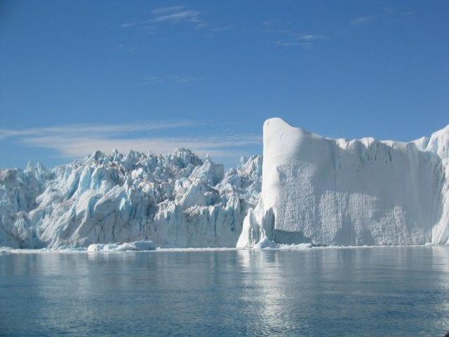 θερμοκρασίες πάγος