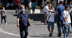 ΣΤΙΓΜΙΟΤΥΠΑ ΑΠΟ ΤΟ ΚΕΝΤΡΟ ΤΗΣ ΑΘΗΝΑΣ . (ΔΑΓΑΛΑΚΗΣ ΓΙΩΡΓΟΣ / EUROKINISSI)