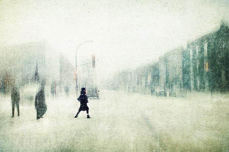 Daniel Castonguay The storm