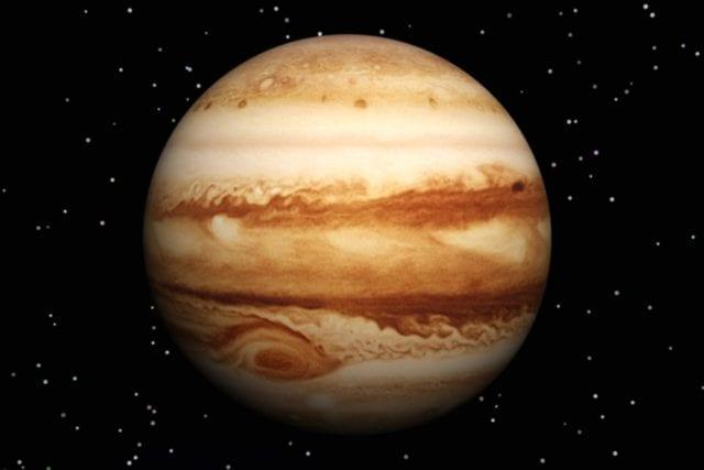 πλανήτης Δίας